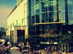 Bangkok shopping mall siam paragon thailand